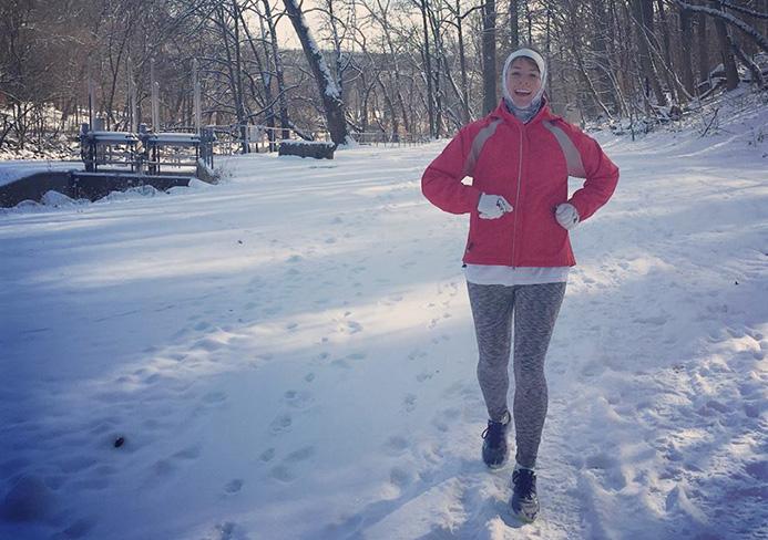 Celia Boston Marathon