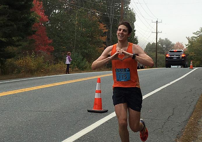 Daniel Boston Marathon 2018